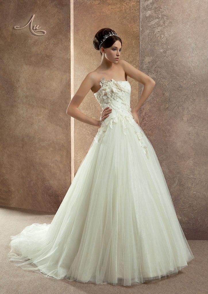 f6b452550a689ab Свадебное платье Ли / Волшебные сны / Gabbiano / 32 Свадьбы (Брянск)