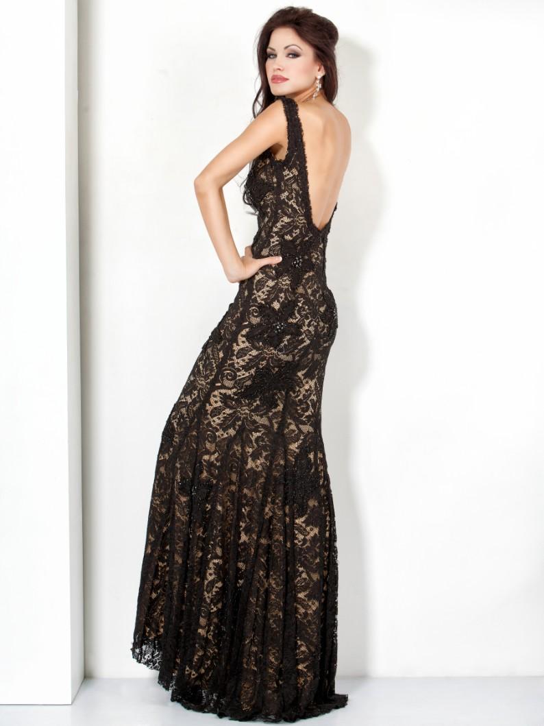 красивые платья вечерние
