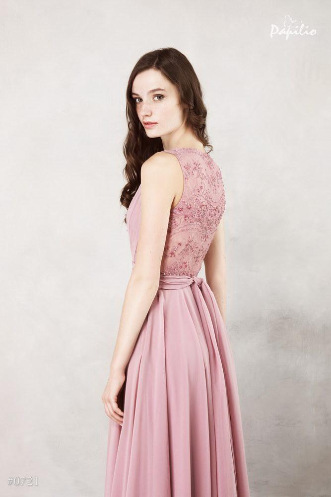Вечерние платье papilio