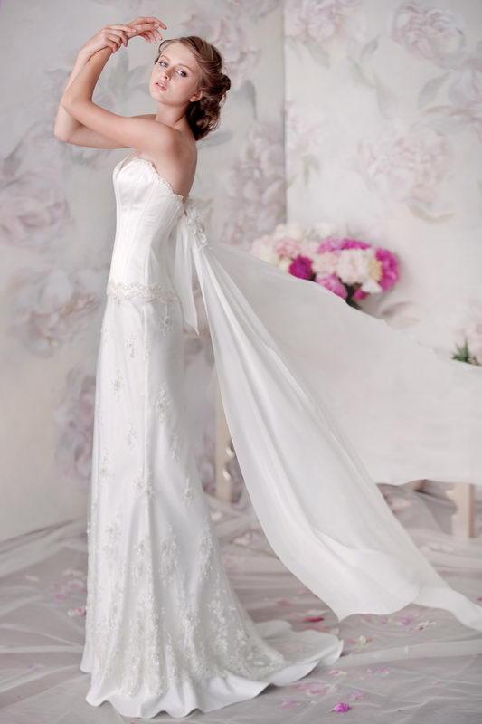 Цена свадебного платья папилио