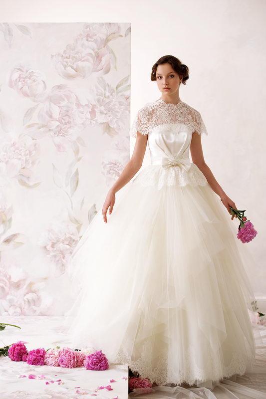 Свадебное платье папилио милена
