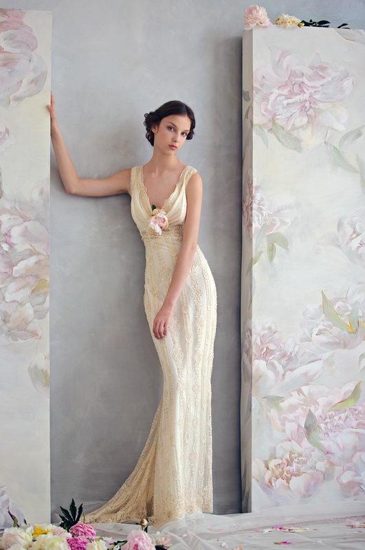 Белые платья нимф что это