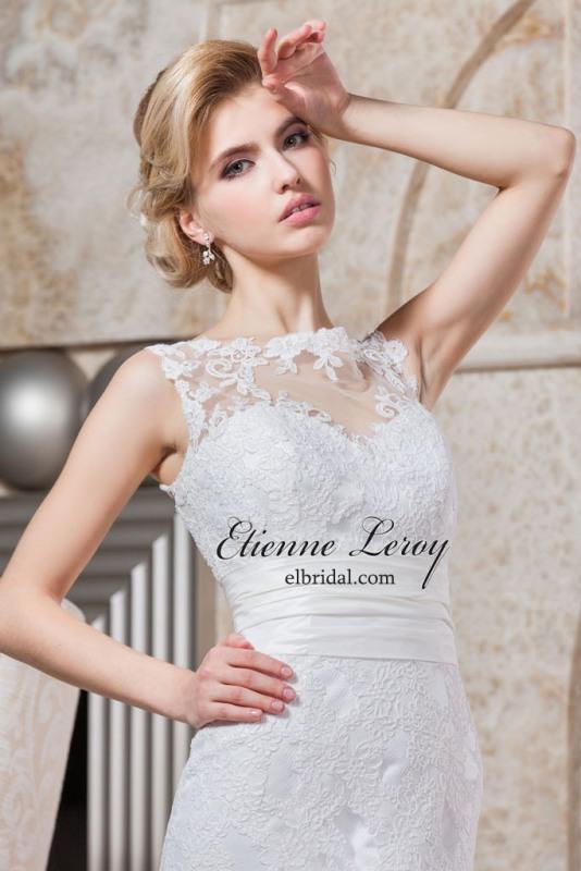 Свадебные платья в винтажном стиле от