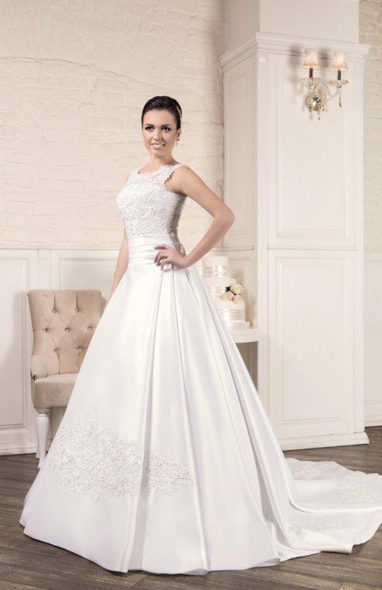 Свадебные платья от Анны Богдан