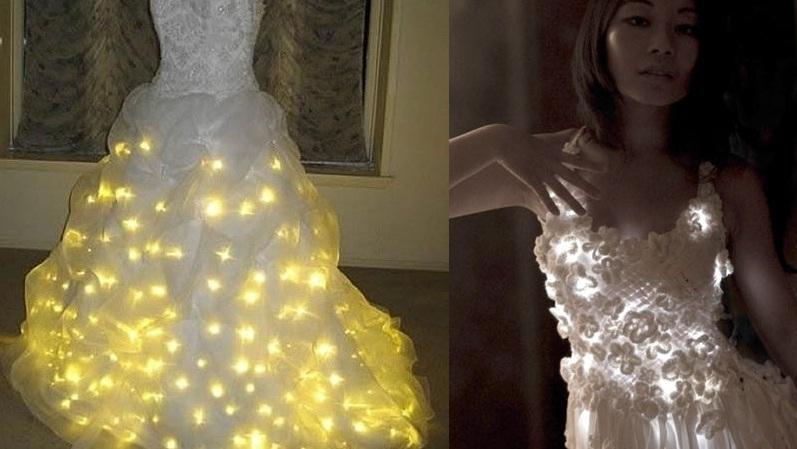 Свадебные платья сделанные своими руками