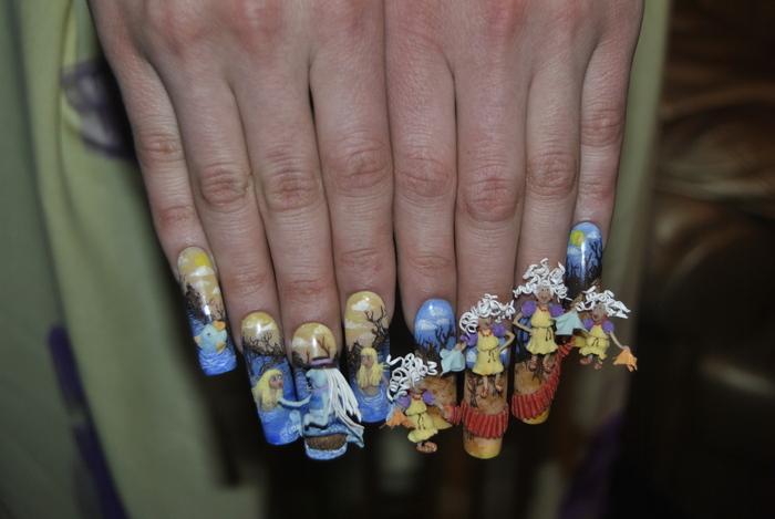 Как открыть свою школу ногтевого дизайна