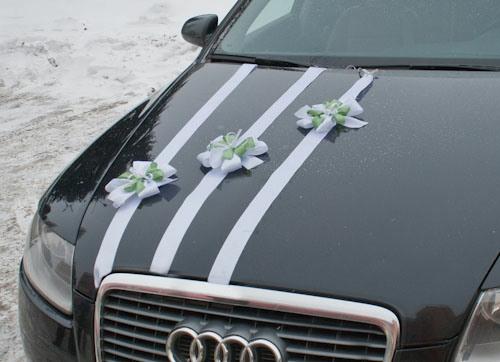 Фото украшения на свадебные машины своими руками фото
